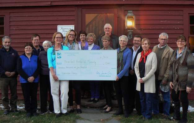 BCF Boost to Help Save Harrison House