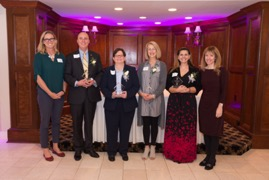 We are thrilled to report that our first ever Shoreline Nonprofit Conference and Awards Celebration was a huge success!